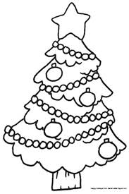 Christmas Colouring Sheet Free Online Printable