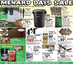 Menards stores activate their latest weekly ad every Sunday.  menards_weeklyad_circular. menards_weeklyad_circular