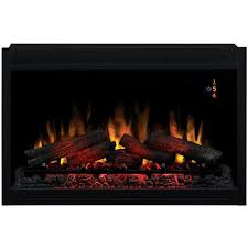 wonderful realistic electric fireplace insert duraflame fire place idea imposing design classic flame 363939 w tv