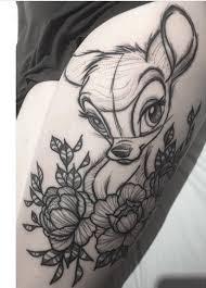 10 Disney Tattoos That Will Make You Believe In Magic Tattoocom
