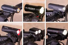 Bike Light Comparison Chart The Best 2019 2020 Front Lights For Cycling 40 Light Beam