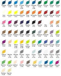Prismacolor Pencils 150 Color Chart Bedowntowndaytona Com