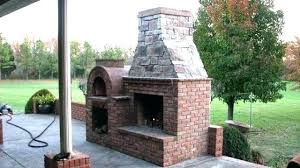 outdoor fireplace and pizza oven outdoor fireplace pizza oven combo enchanting outdoor fireplace pizza oven appealing
