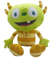 get ations henry hugglemonster 13 plush toy choose henry summer ivor or cobby