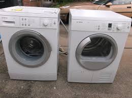 bosch axxis washer and dryer. Interesting Bosch BOSCH AXXIS SERIES  BARELY USED WASHER U0026 DRYER SET STACKABLE VERY  CLEAN  EBay Throughout Bosch Axxis Washer And Dryer