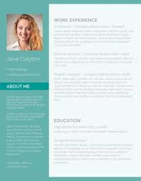 Editable Resume Template Impressive 48 Free Resume Templates For Word [Downloadable] Freesumes