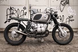 bmw r65 custom scrambler by moto sumisura