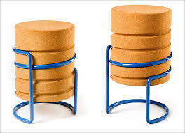 cork furniture. Wonderful Cork SCRW Hocker Cork Stool In Cork Furniture R