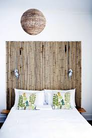 Bamboo Bedroom Ideas