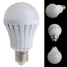 Commercial Snowfall Led Lights Us 3 06 33 Off Led Smart Rechargeable E27 Emergency Light Bulb Lamp Home Commercial Outdoor Lighting 5w 7w 9w 12w 220v Energy Saving Lamp In Led