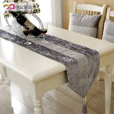 get quotations european velvet table runner modern decorative cloth table cloth table cloth fashion simple western coffee table