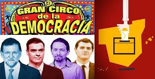 BRICONSEJO DE COMO AMAÑAR UNAS ELECCIONES
