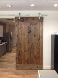 Diy Barn Door Track Barn Door For Bathroom Diy Diy Dutch Barn Door For A Pantry