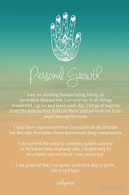 Self Growth Quotes Gorgeous Affirmation Personal Growth By CarlyMarie QuotesViralnet