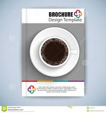 Style Template Cover Book Digital Design Minimal Style Template Stock Vector