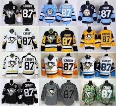 Classic 2017 Winter Penguins Jersey