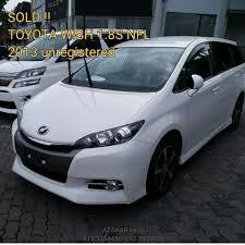 Toyota WISH Marketplace Malaysia - Home   Facebook