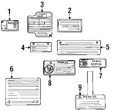 parts com® mercedes benz ml430 interior trim oem parts diagrams 2000 mercedes benz ml430 base v8 4 3 liter gas interior trim