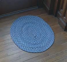 braided denim rug braided denim rugs from old blue jeans braid hive denim rug no sew braided denim rug