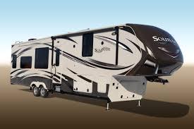 Grand Design 368rd Grand Design Rolls Their 100th Solitude Fifth Wheel Off The