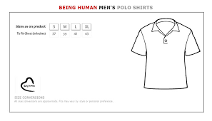 Being Human Size Chart India Human Size Chart Related Keywords Suggestions Human Size