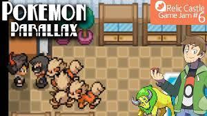 Thundaga Plays: Pokémon Parallax - PART 3 POSTGAME (Relic Castle Game Jam  6) - YouTube