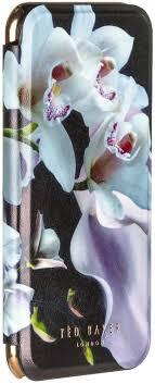 <b>Чехол</b>-<b>книжка Ted Baker</b> для Apple <b>iPhone</b> 6/6S MARIEL (черный)
