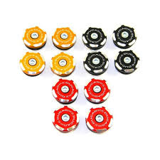 Ducabike <b>Ducati</b> Panigale Cut <b>Frame Plug</b> Kit: TT119902