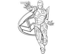 Avengers Coloring Pages Free Printable Avengers Coloring Pages For