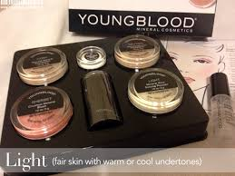 youngblood mineral basics kits youngblood foundation