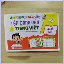 Tập đánh vần Tiếng Việt (100 Trang)- Giúp bé tập đọc dễ dàng giảm chỉ còn  35,000 đ