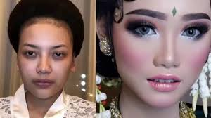 best bridal makeup tutorial amazing makeup transfromations you won t believe your eyes