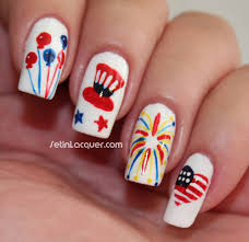 36 Best Fourth Of July Toe Nail Art Design Ideas