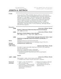 Veterinary Assistant 3 Resume Templates Resume Examples Resume
