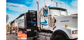 Hydro Excavator Truck Trenchless Technology Vacuum Excavator Product Showcase