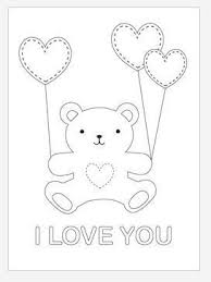 Small Picture The 25 best Valentines teddy bear ideas on Pinterest Valentines