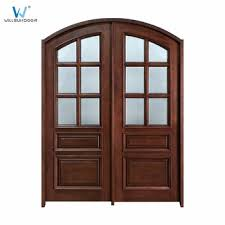 glass double door exterior. Round Top Frosted Glass Double French Exterior Doors Front Interior Door B