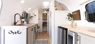 Airstream Interior Design Interesting Inspiration Design