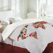map duvet cover set single its your world duvet cover home design
