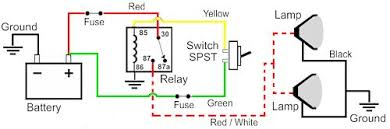 how to wire fog and driving lights harness wiring diagram alternative fog or driving light schematic