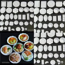 Bộ 33 món đồ ăn mini cho nhà búp bê
