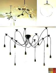 chandelier bulb cover exposed light vintage bulbs outdoor