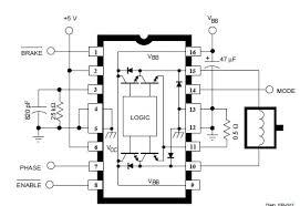 a3952s dc servo motor controller circuit diagram electronic a3952s dc servo motor controller circuit diagram