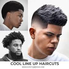 Edge Up Haircut Designs Line Up Haircut 8 Styles That Look Super Cool