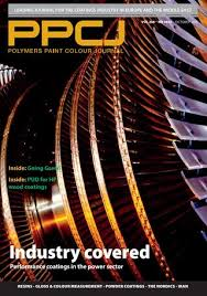 Pacific Polymers Color Chart Polymers Paint Colour Journal Ppcj October 2018 By The
