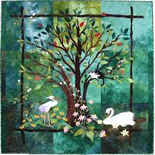 A Quilter's Menagerie, 61 x 62