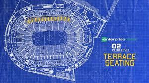 Blues Enterprise Center Seating Chart Renovations Terrace Seating