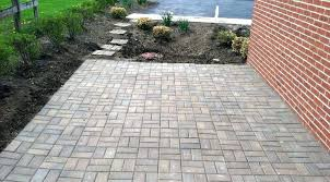 Lowes Patio Stones Landscape Stones Cool Design Outdoor Landscaping