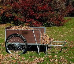 large garden cart