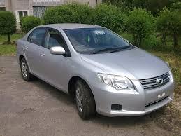 Kenyan auto blog: Toyota Corolla Axio, the 10th generation (E140/E150)